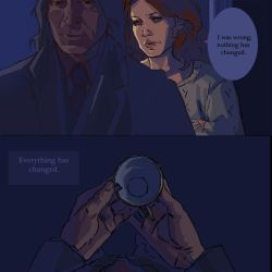 IDK Tiny Rumbelle Comic by Patatat