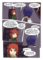 Hell's Rising: Chapter 3-17 by GraphyteRonin
