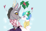 Mistletoe by M00N-FRUIT