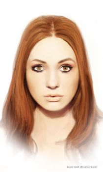 Karen Gillan by liana-wood