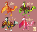 Ikairn Adopts! (2/4 OPEN | POINTS OTA) by Raccoon-Claw