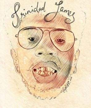 Trinidad James by freestyle-1love