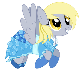 Let's Play Dress Up, Derpy! by Reitanna-Seishin