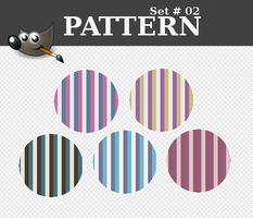Set 02 - Pattern for Gimp by Celesmor