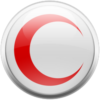 Red Crescent Badge by XSV