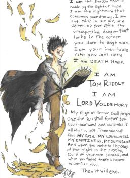 Tom Marvalo Riddle by jadedsanity