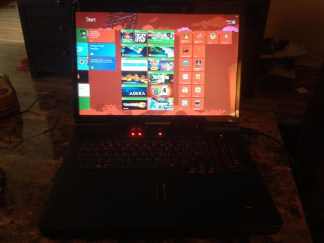 Alienware Corp. M17-R1 Mod by Dom by Evil-Mm