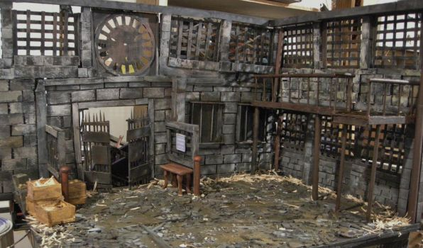 The Old factory (1:18 scale) by ShayHahn