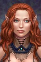 Elf 2 by Cher-Ro