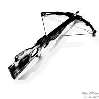 Crossbow by ryanoreilly