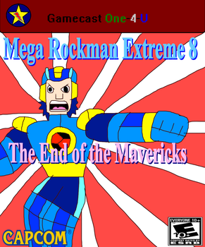 Mega Rockman Extreme 8 - The End of the Mavericks by adamRY
