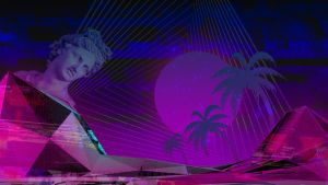 Vaporwave by LightChi