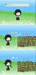 (walfas) Q and A ask me! 3 by Godeung