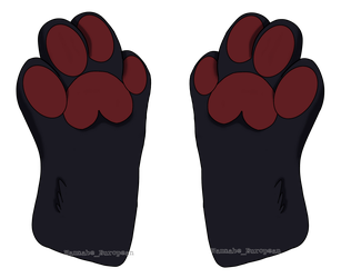 Damian Paws by crnvl-yth