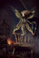 Fae In The Attic by MarcoHerrera