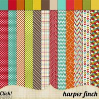 Click! Papers by harperfinch