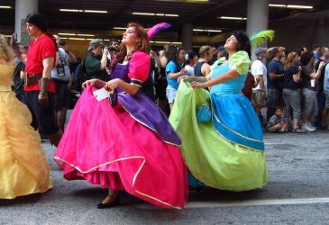 Cinderella: Sisters Coming Through by Pezzidge