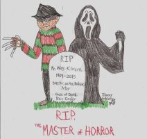 RIP Wes Craven by CelmationPrince