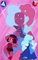 The Answer:Garnet by charisamation
