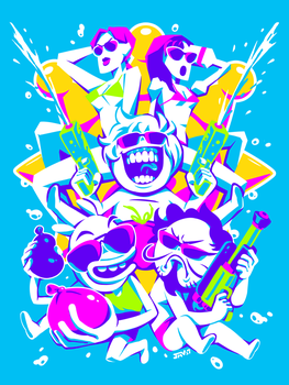 Oney Plays - Summer Games by Kaigetsudo