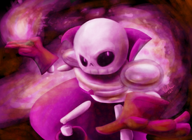 A Real Spooky Skeleton by torteraex