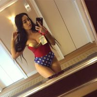 Normal day of the life as Wonder Woman by ParisRoxanne