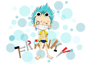 Child or chibi - Franky by MalaMi95