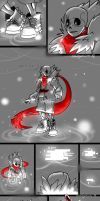 REDTALE | Shattered - Page 3-4 by RedNightCrawler