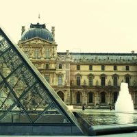 Louvre 2 by Alabastra