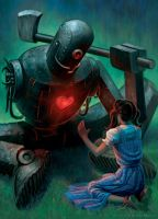 The Tin Woodsman of OZ by timswit
