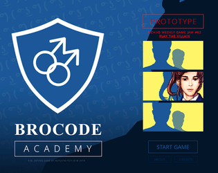[BL Game] Brocode Academy by ashuuya