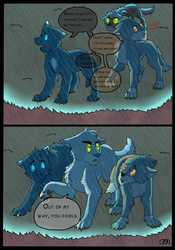 World of Wolves Page 39 by Sooty123