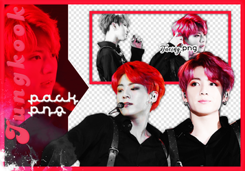 Jungkook PNG PACK by Taeing