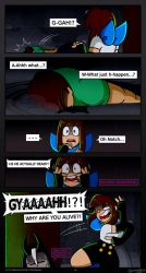 :[Minecraft]: Skye's Journey- Chapter 1- page 31: by Grimmixx