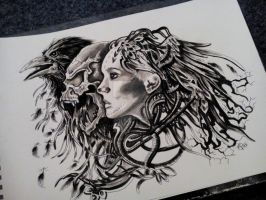 final drawing by kathrinarte