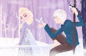 Frozen Romance by Naybeth