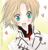 Vampire Knight - Smiling Aido by Sagakure