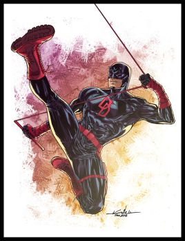 All-New Daredevil by dwa-cztery