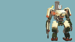 Bastion Minimalistic Wallpaper (1920x1080) by Sohka217