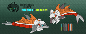 Encoder and Decoder by spinnando