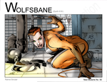 Wolfsbane - A Father's Sin (Color) by Dristin007