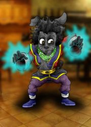 Ruly Von Rules (Mistic Power) by CokanoMon