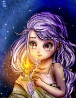 Candle by Ai-li-Japan