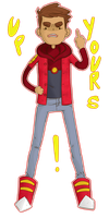 Bravest Warriors: uP YOURS!!1 by ApatheticThoughts