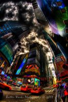 Times Square by butterphoto