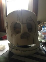 Springtrap Cosplay/Costume WIP by RookieTheIce369
