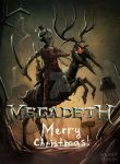 Megadeth Christmas card 2017 by Noumier