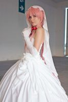 Yuno Gasai, Mirai Nikki (Wedding) by Doriri-chan