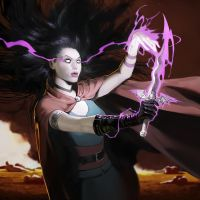 Legends of Norrath - Sorcery of Peril by Kaiz0