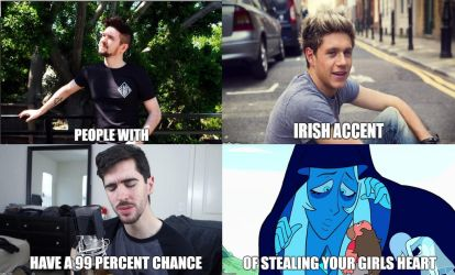 Irish accent by Prince-riley